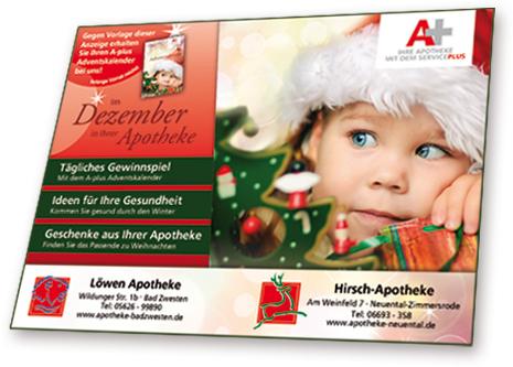 Apotheke Aktionen Dezember