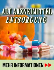 Alt Arzneimittel Entsorgung